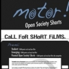 Open Society Shorts - Short film competition