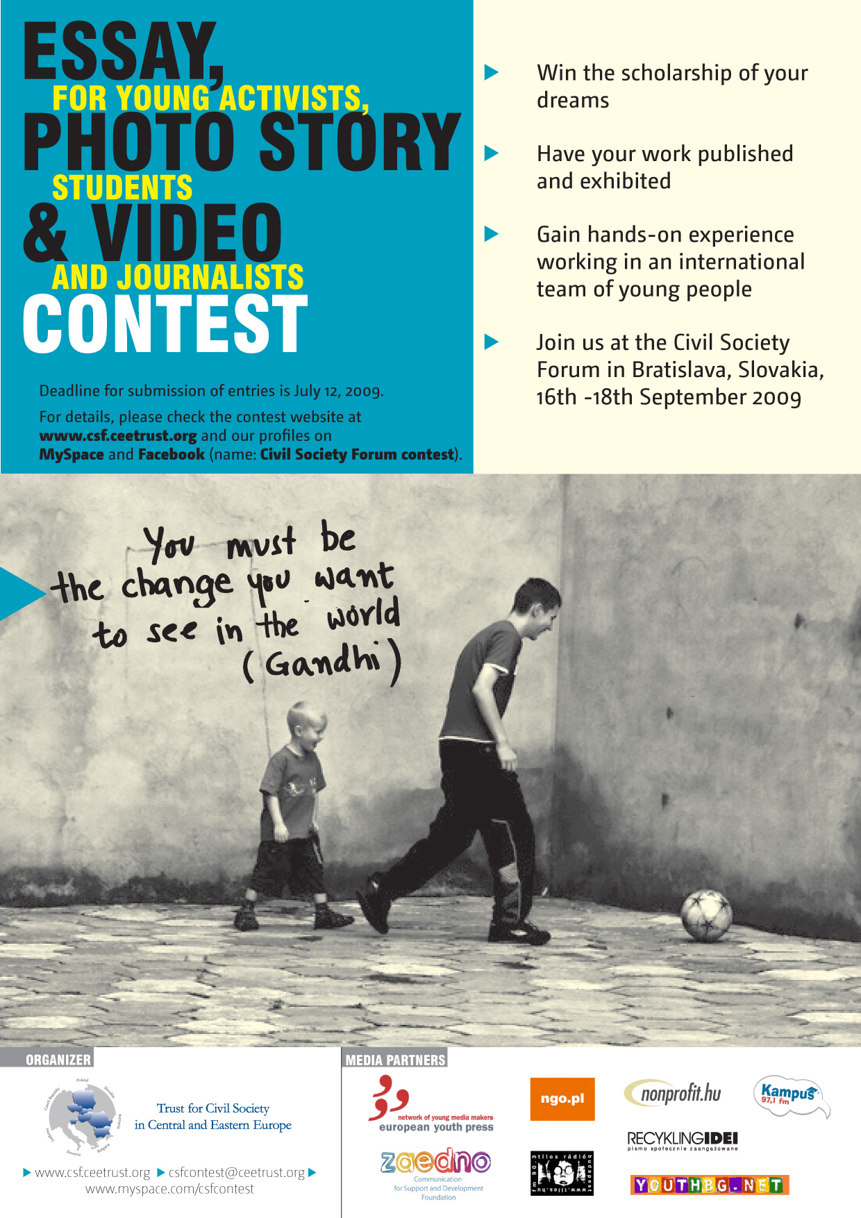international essay contest for young people 2012